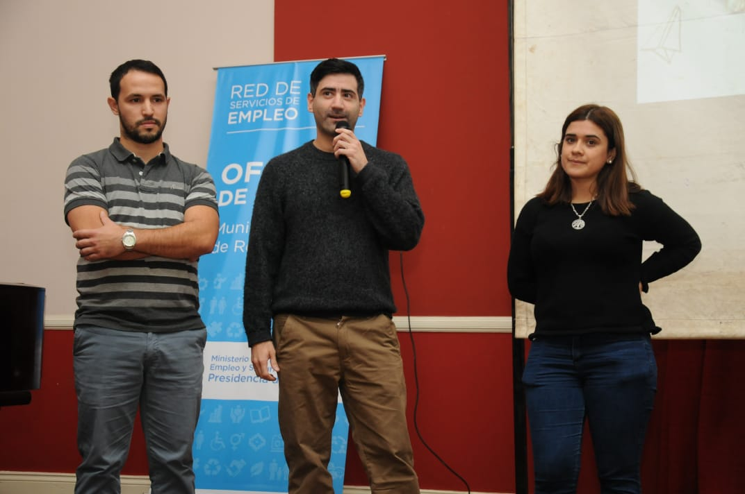 Se desarrolló la Primera Expo Empleo Educativa