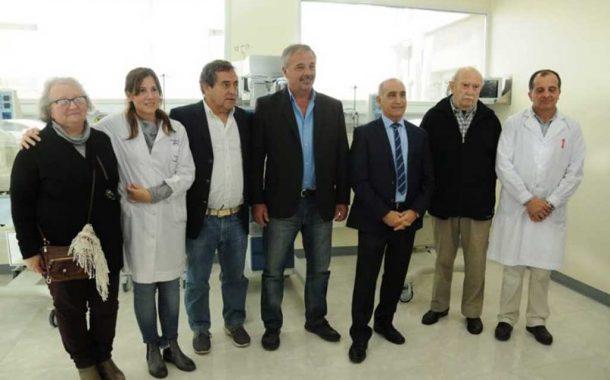 Quedó inaugurada la obra de infraestructura de Neonatología
