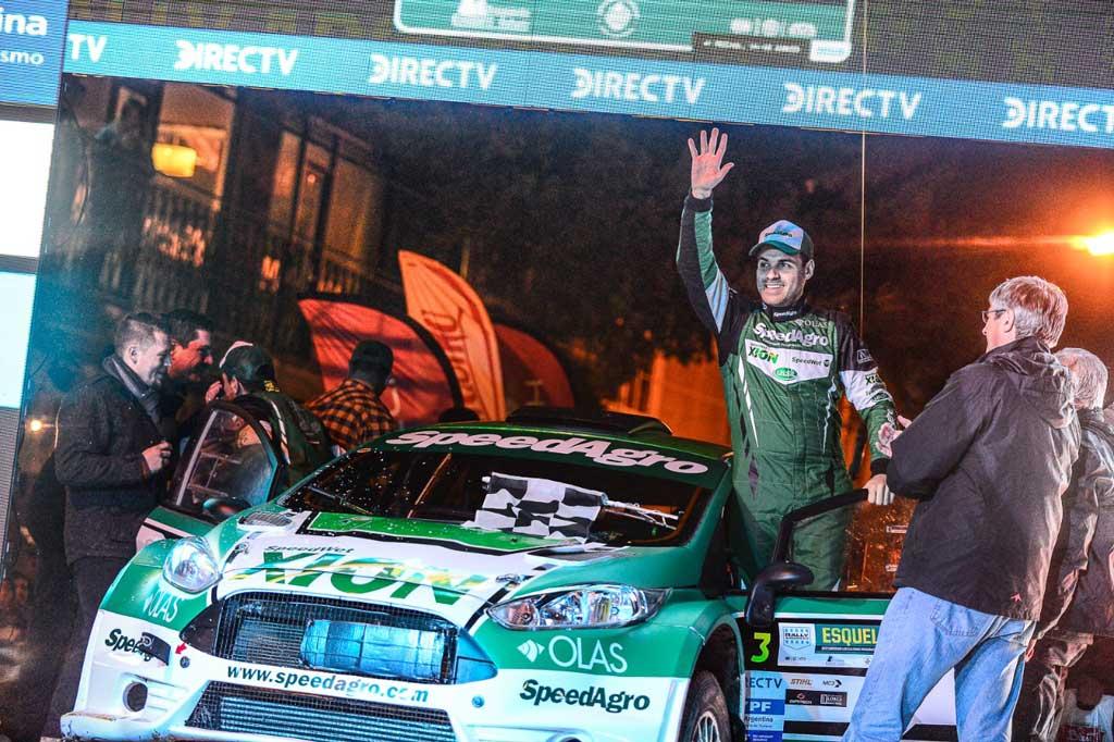 Rally Argentino: se pone en marcha la cuarta fecha