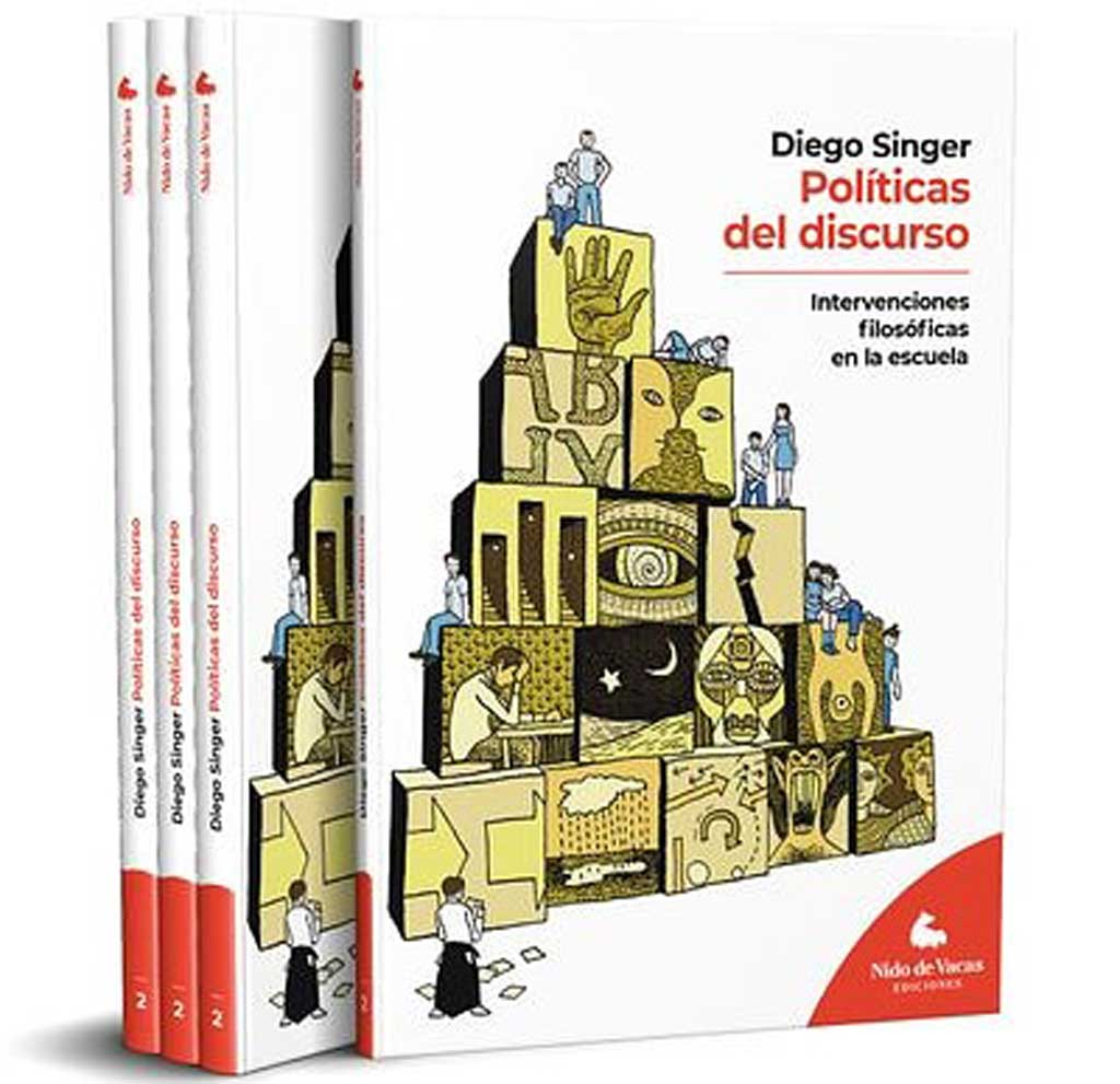 """Se pone a la venta la segunda edición de """"Políticas del discurso"""""""