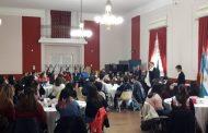 Parlamento Juvenil del Mercosur: se desarrolló encuentro en el Centro Cultural
