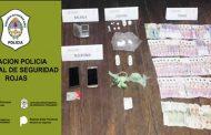 Aprehenden a vendedor de estupefacientes en la vía publica