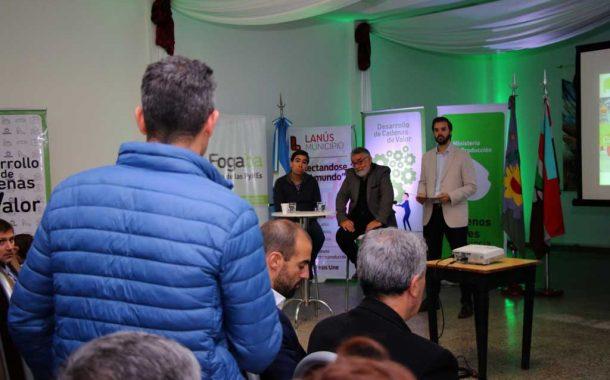 La Provincia presentó los avances de su Plan de Desarrollo Productivo