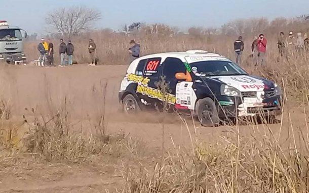 Rally de Rojas: Reyes se impuso en la clase N3