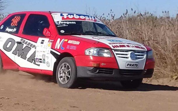 El Rally Santafesino suspendió su actividad programada para el fin de semana