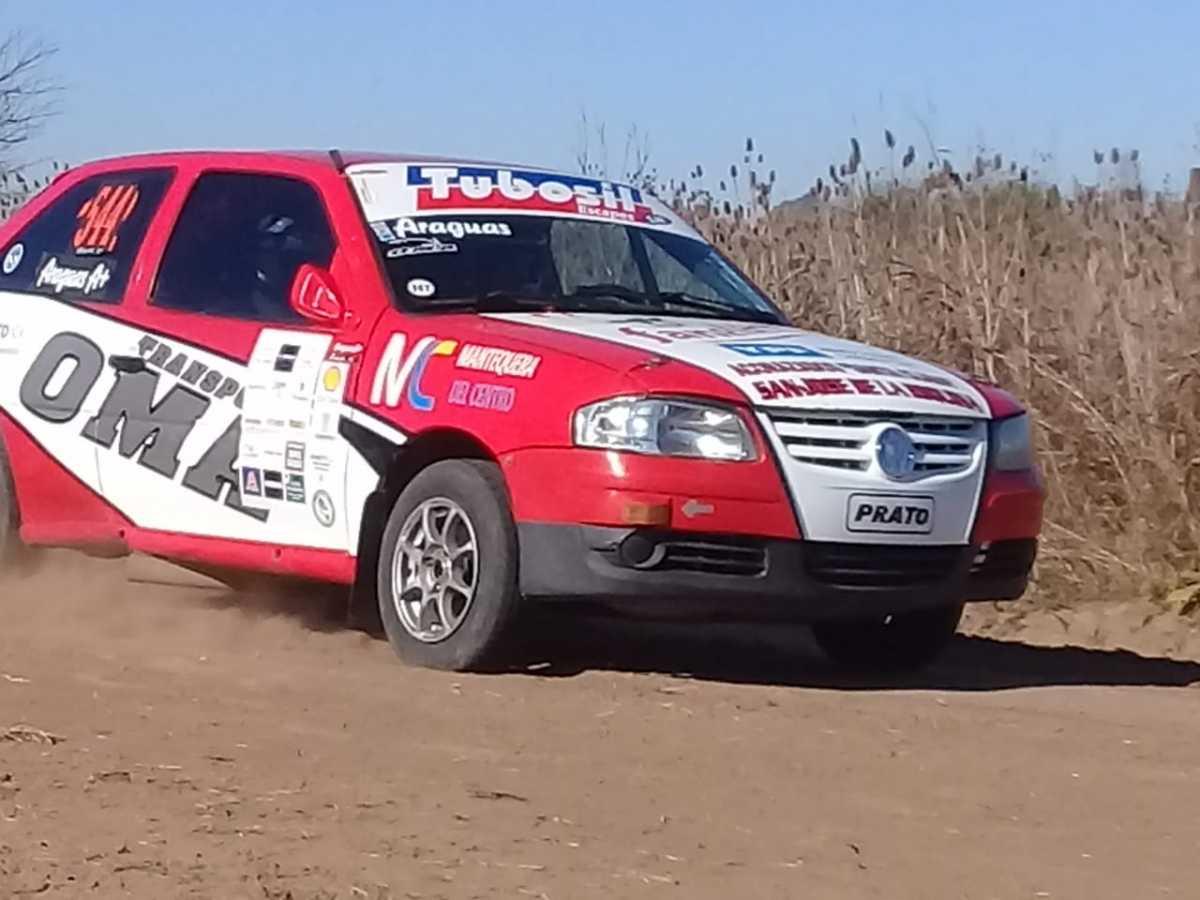 El Rally Santafesino llega a Casilda