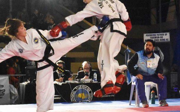 Sabrina Mai ganó dos medallas de oro en el Campeonato Provincia de Buenos Aires