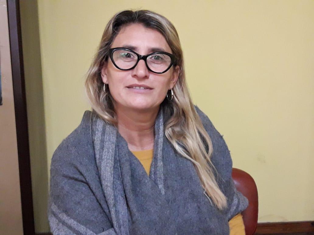 Silvina Chehin: