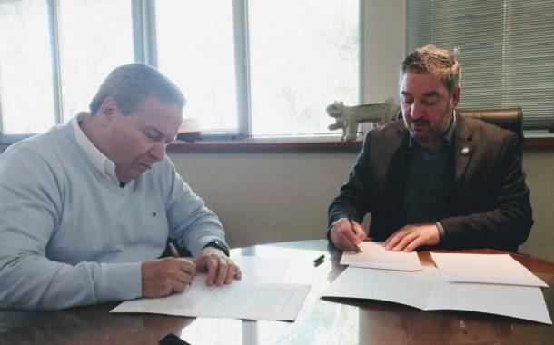 Convenio de la UNNOBA y el Municipio de Salto