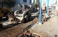 Apertura de licitación para hacer más cordón cuneta en barrio Centro