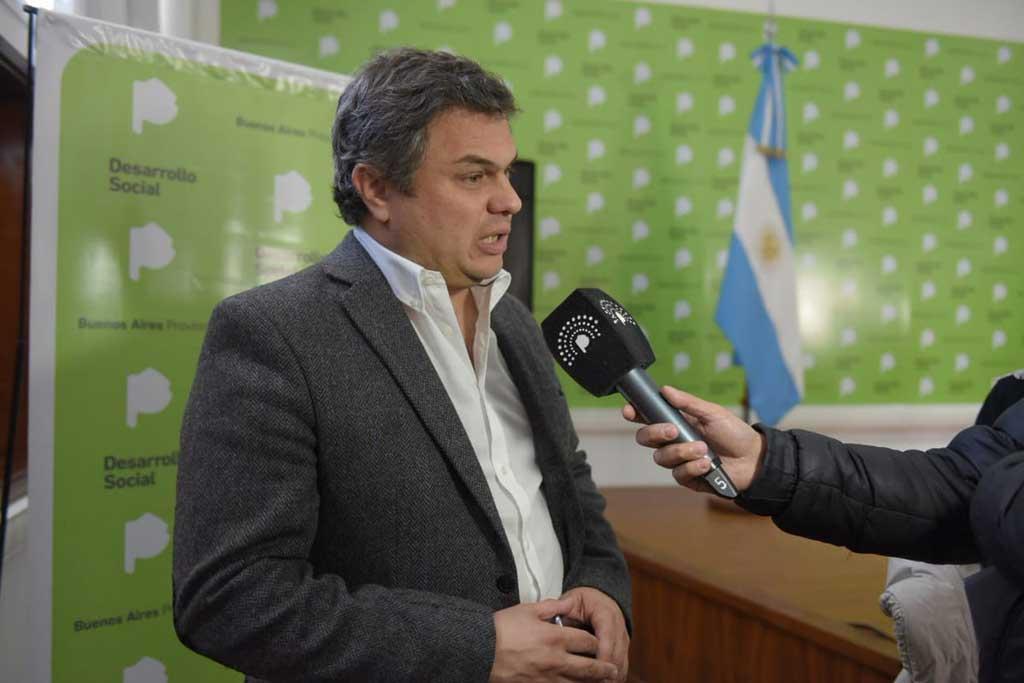 """López Medrano advirtió que el frío """"no debería ser parte de la campaña"""""""