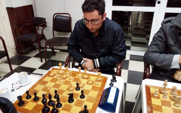 Ajedrez: Martín Santos ganó el