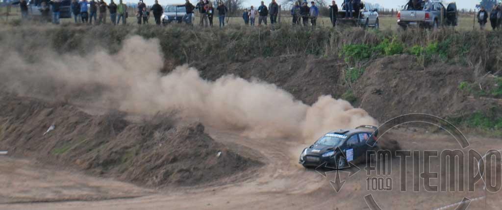Rally Federal: Robustelli gana en Colón; buenas actuaciones rojenses