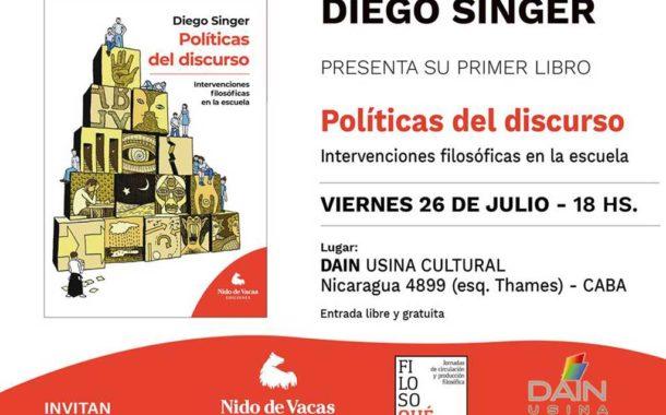 """Nido de Vacas presenta """"Políticas del discurso"""" en Buenos Aires"""