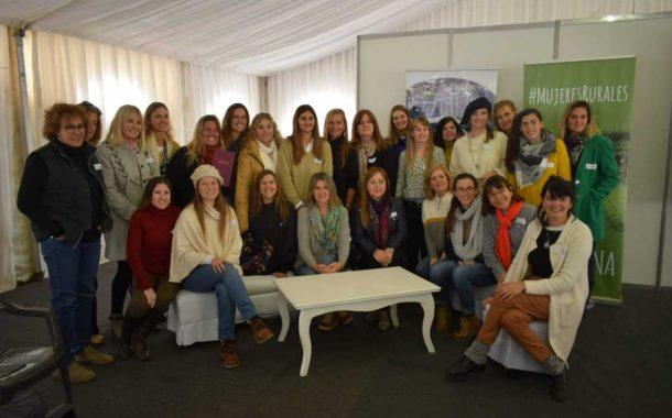 El grupo #MujeresRurales se reunió en Agroactiva