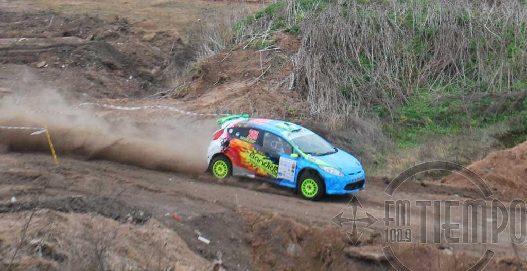 Rally Federal: Baldo ganó en Colón; Bandi finalizó segundo en la JR