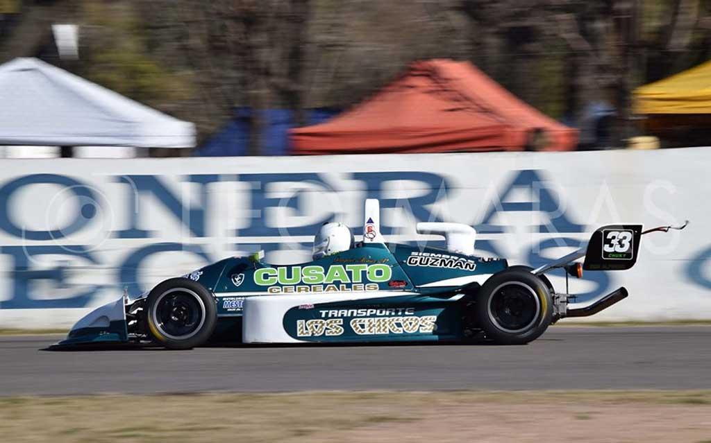 Autos: fue un fin de semana rojense para la Formula; Alvarez volvió y ganó las dos carreras