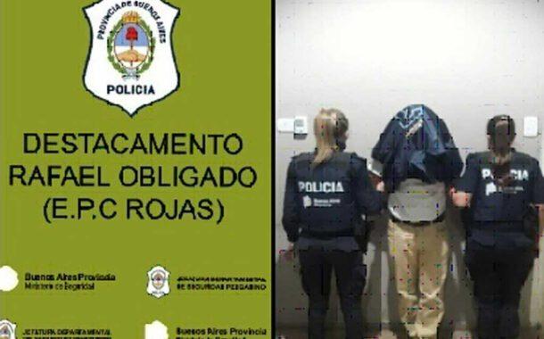 Detención por pedido activo de captura