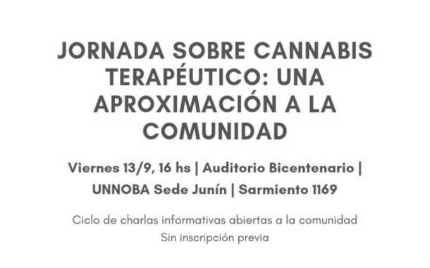 Charla abierta sobre uso terapéutico del cannabis