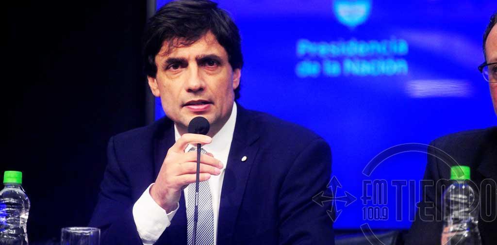 """Lacunza aseguró que la prioridad """"será mantener la estabilidad cambiaria"""