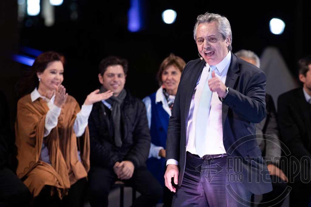 La diferencia entre Fernández y Macri a nivel nacional fue de 4 millones de votos