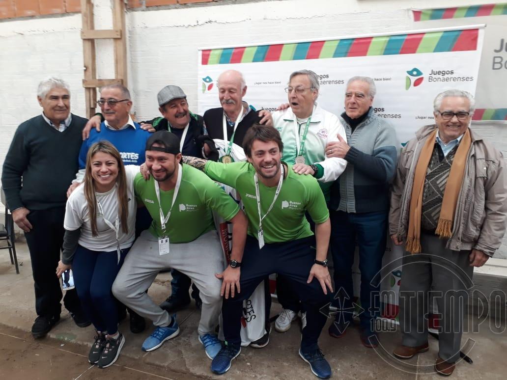 Juegos Bonaerenses: Carlos Moyano terminó 6º en la final provincial