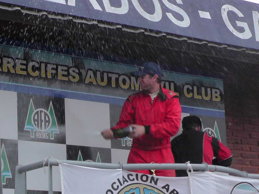 Autos: nueva victoria de Álvarez en Arrecifes
