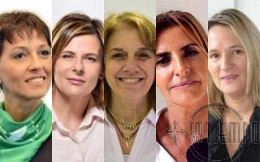 De todos los candidatos a intendente bonaerenses, sólo el 17% son mujeres