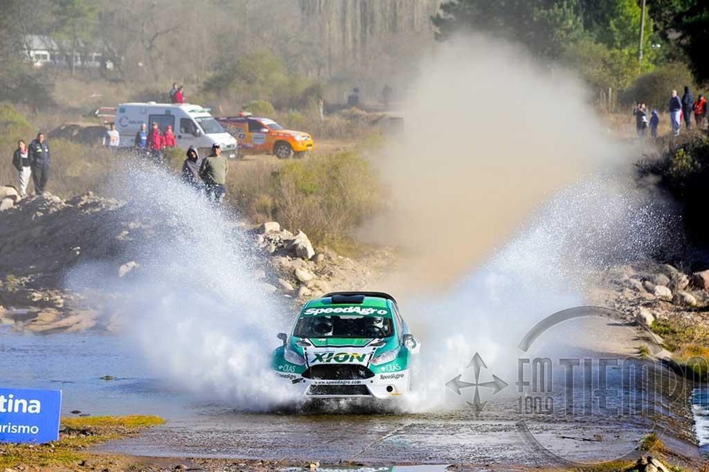 Rally Argentino: Gana Nalbandian; buena primera etapa de
