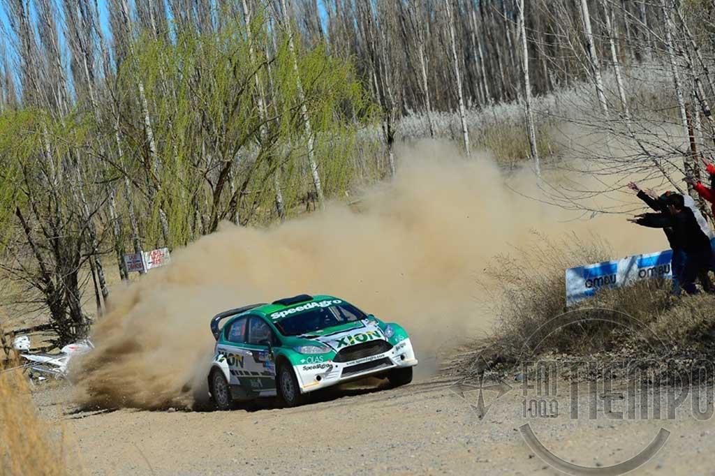 Rally Argentino: En otra gran actuación,
