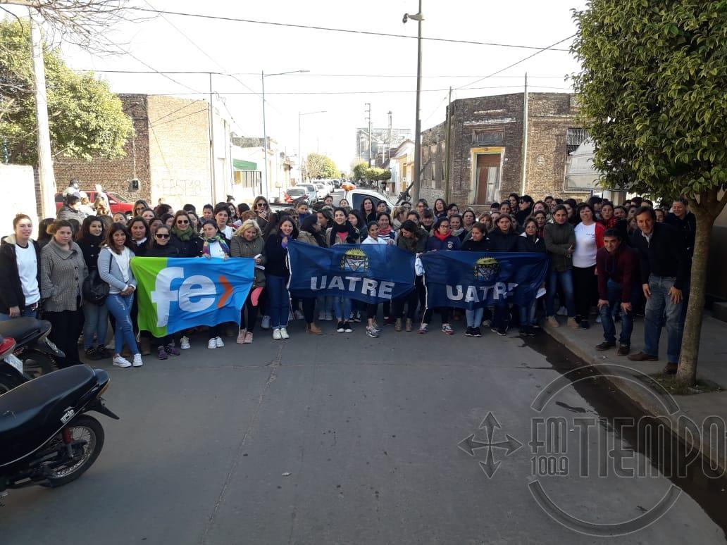UATRE-RENATRE realizó jornada informativa para trabajadoras rurales