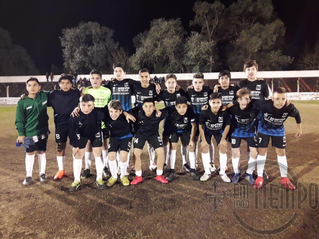 Fútbol juvenil: programa de partidos para toda la semana
