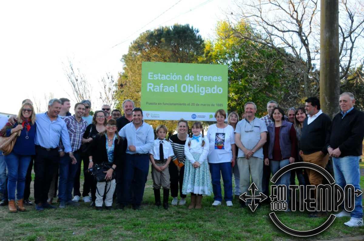 Rafael Obligado es pueblo turístico