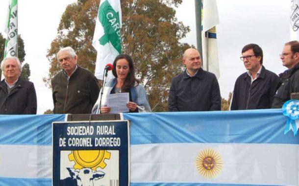 Inauguraciones oficiales en las multiexpo CARBAP del fin de semana en Buenos Aires y La Pampa