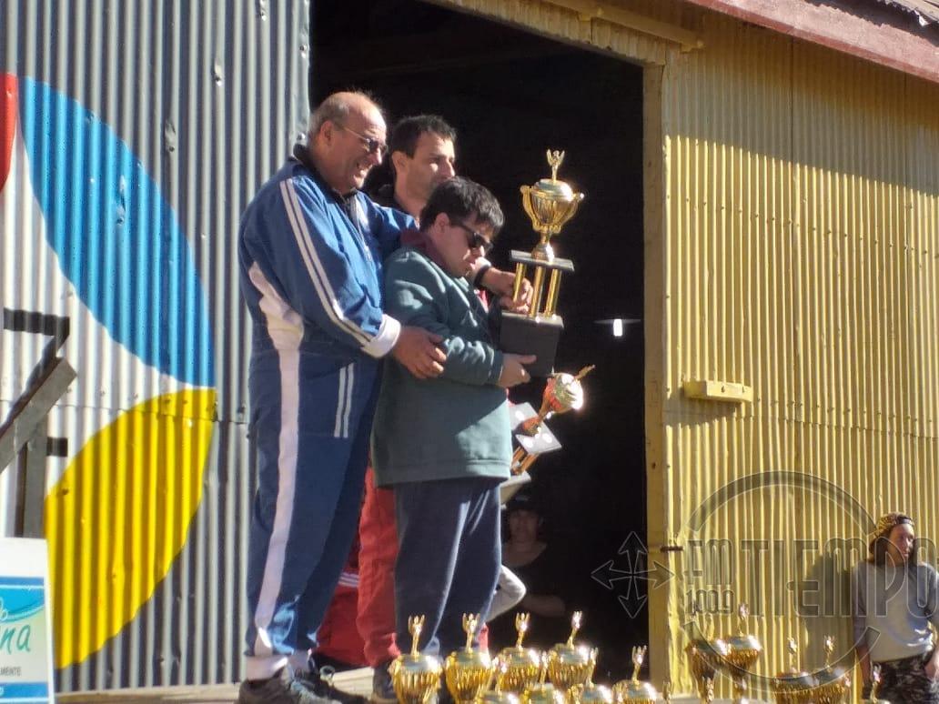 Rally Santafesino: Jandiriz ganó en Zavalla; Salez culminó segundo en la N3