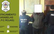 Detención por pedido activo de captura y pedido activo de paradero