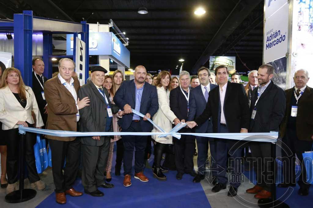 El Ministerio de Producción bonaerense presentó su programa de Mejora Productiva para las PyMEs en la feria