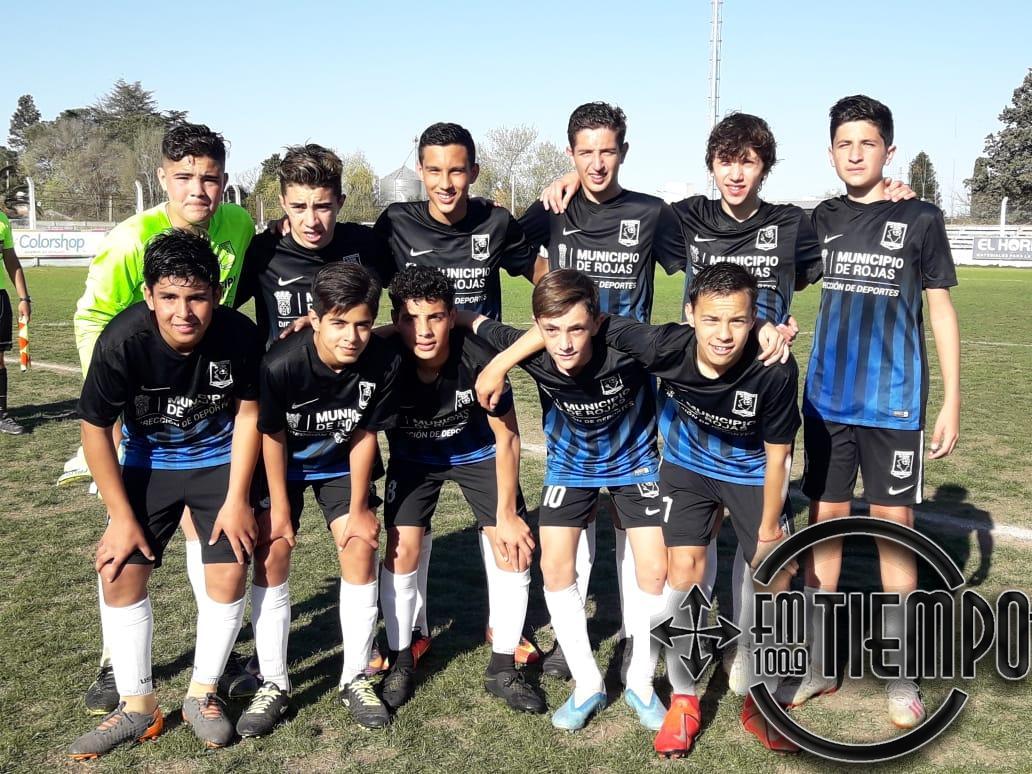 Fútbol: La Sub 13 volvió a golear y jugará con San Pedro