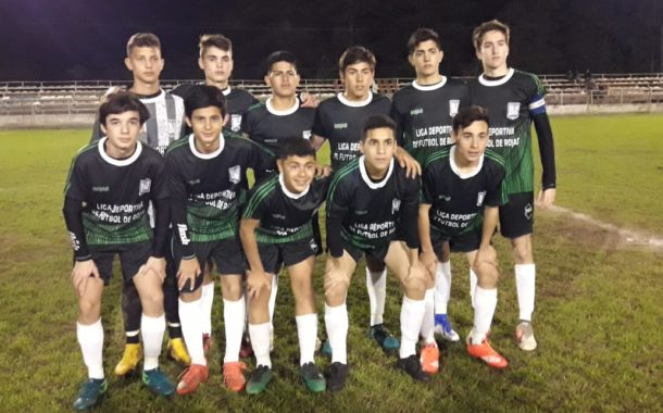 Fútbol: las selecciones sub 13 y sub 15 clasificaron a la siguiente etapa