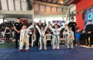 Taekwon-Do: destacados resultados de los rojenses en el Campeonato Metropolitano