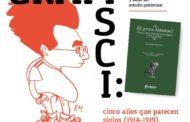"""13° edición de FilosoQué: El sociólogo saltense Juan Jorge Barbero presenta el libro """"El joven Gramsci"""""""