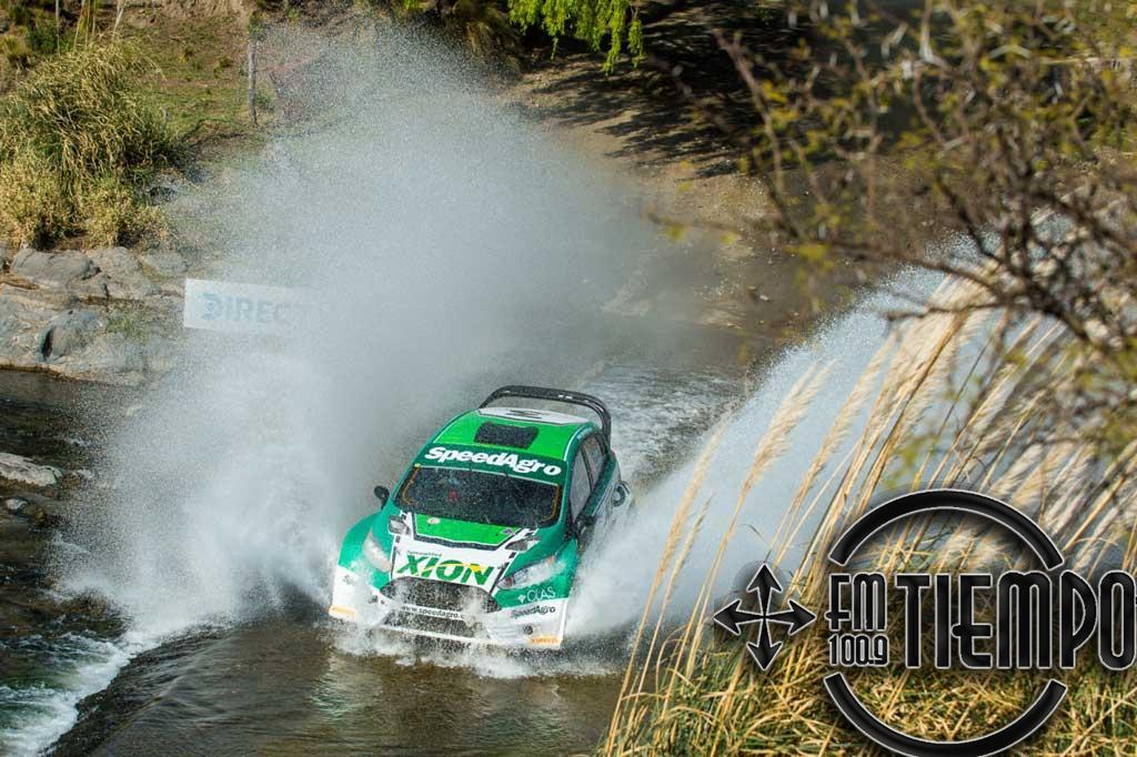 Rally Argentino: Ligato se quedó con la primera etapa;