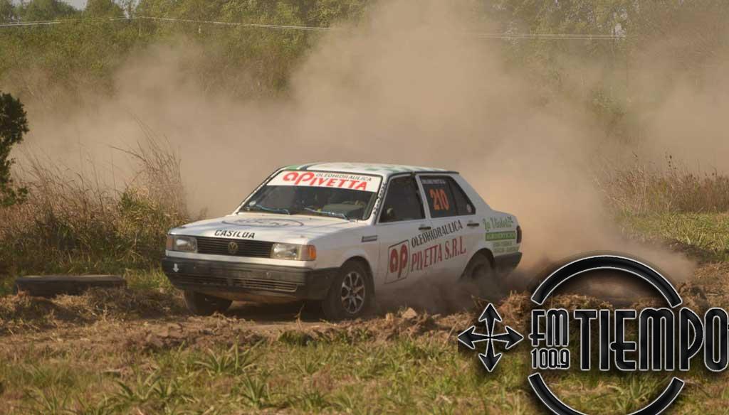 Rally Santafesino: Cuenta regresiva para la carrera de Villa Eloisa