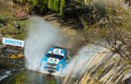 Rally Argentino: 1-2 del Tango, en una carrera con continuos golpes de escena