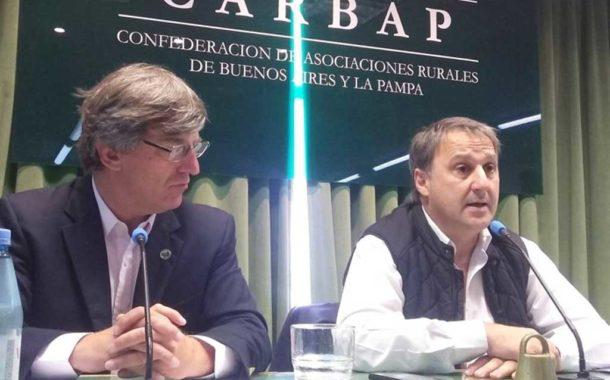 CARBAP reunió a los candidatos a gobernadores de Buenos Aires