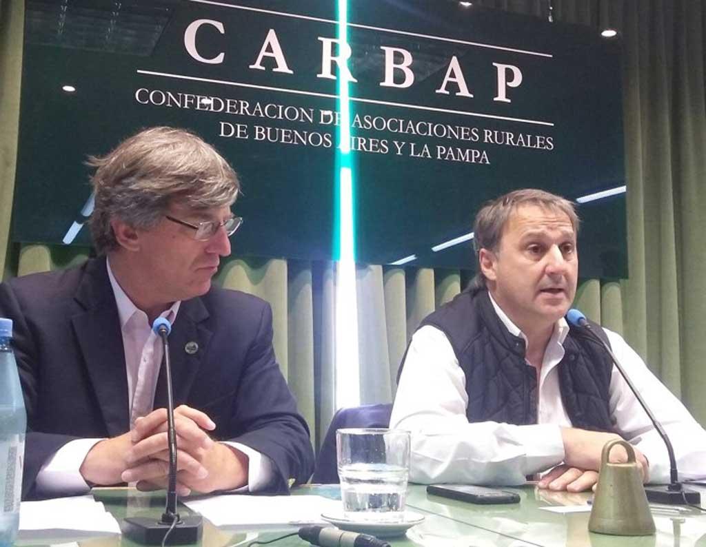 CARBAP repudia los actos vandalicos