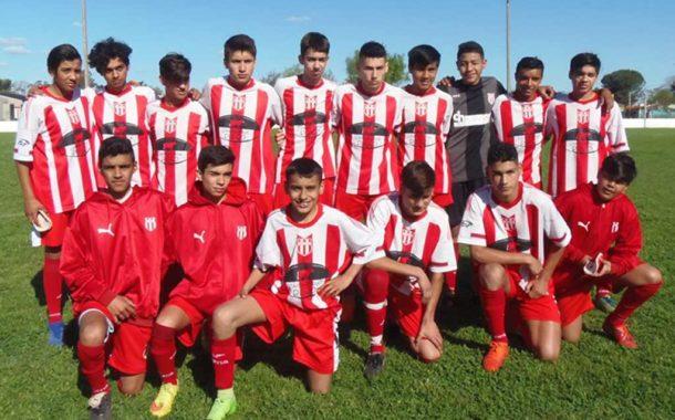 Fútbol infanto-juvenil: programa de partidos