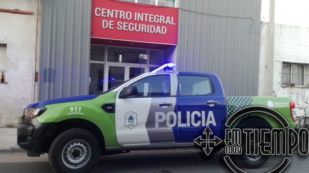 Nuevo móvil para la Policía Comunal