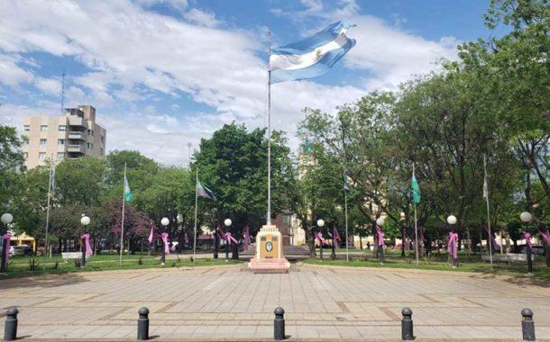 El Municipio solicita que los festejos de Halloween no se realicen en la Plaza San Martín