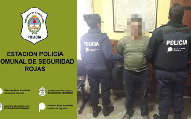 Detención por pedido activo de captura en Carabelas